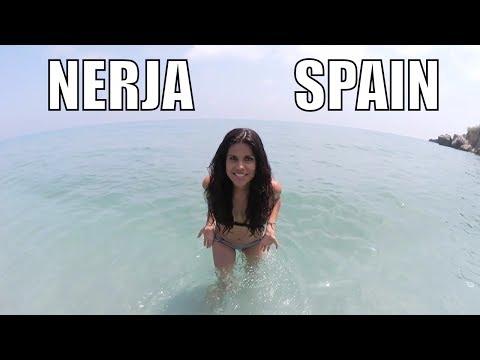 NERJA, SPAIN (FUN, SUN, AND PAELLA)