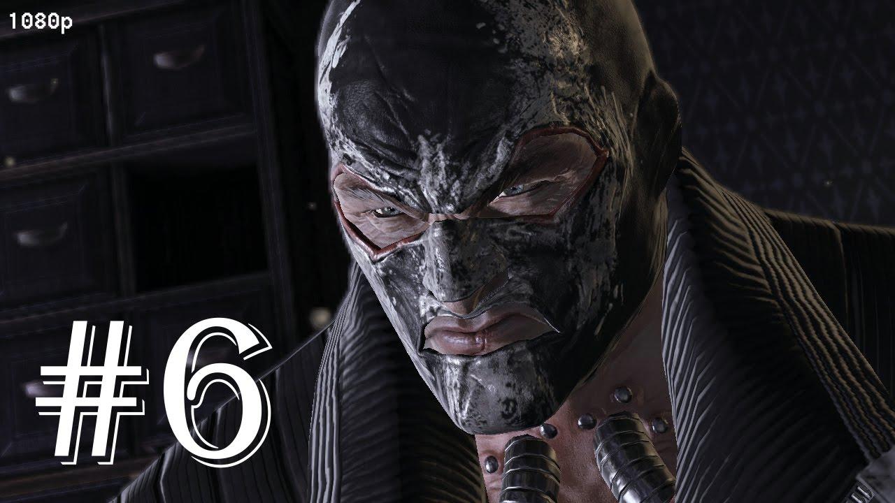 BATMAN Arkham Origins Walkthrough Gameplay part 6 [1080p ...