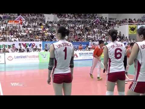 DPR Korea vs Thông Tin Liên Việt PB (Final/Chung kết) -  CÚP VTV BÌNH ĐIỀN 2015