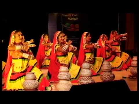 FOLK DANCE - THAYYUM THATHAYYUM from a Telugu movie ADAVI CHUKKA