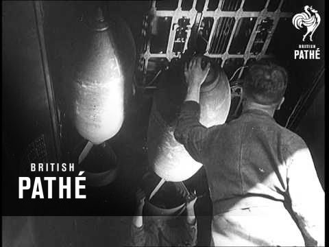 Goodbye To The Lancaster (1956)