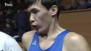 Турнир по боксу в Бишкеке