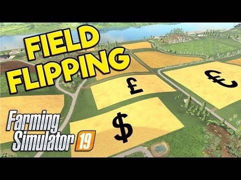 FIELD FLIPPING!! - Lets Play Farming Simulator 19 | Episode 47