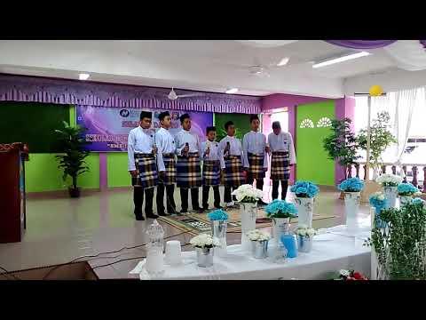 SMK J12 Persembahan Nasyid Aspura AlQuran Mutiara Iman