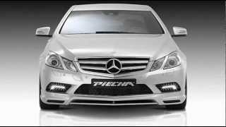 Piecha Design - Mercedes Benz E-Class 2012 Videos