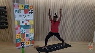 emPOWERed Yoga Warrior   July 2, 2021