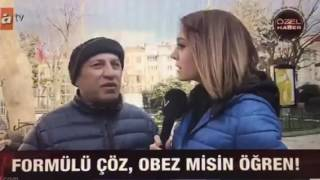 OBEZ MİSİNİZ?- ATV ANA HABER Video