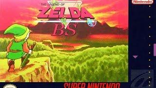 bs the legend of zelda third quest snes longplay 201