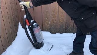 Bissell Power Force Vacuum (COLD START -27)