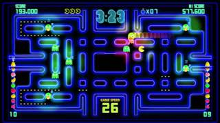 PACMAN PS3 GAMEPLAY