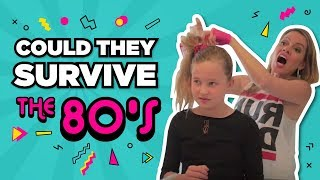 Download Could kids today survive a day in the 80s? | The Holderness Family Mp3 and Videos