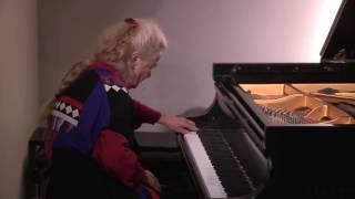 Barbara Nissman Plays Ginastera Piano Sonata No. 3