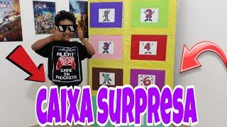 caixa surpre…