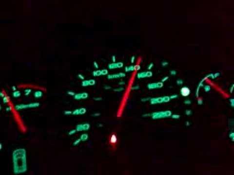 Honda Mrv (pilot) 0-180 Km