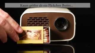 PRAD: Hands on LG PH300