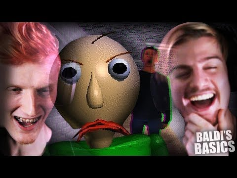 WHAT KIND OF SCHOOL IS THIS!? | Baldi's Basics