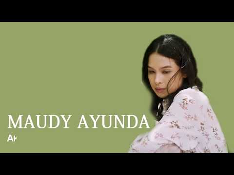 Maudy Ayunda - Aku Sedang Mencintaimu (Lirik)