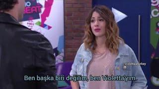 Violetta ve Diego konuşması (2. sezon 79. bölüm)  - Türkçe Altyazılı 3/3