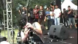 Total Chaos - Riot City (Live in Bandung, Indonesia | 13 Desember 2009)