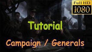 [HD] Campaign / Generals Tutorial [Assault Teams] - Heroes and Generals Beta [1080p]