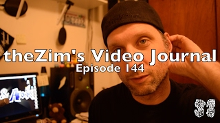 theZim's Video Journal Episode 144 - I figured it out!