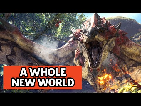Monster Hunter: World Is Beautifully Faithful Addition To The Franchise