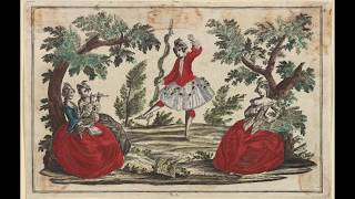J.P. Rameau (1683-1764) -  La Pantomime Quatrième Concert from Pièces de clavecin en concert