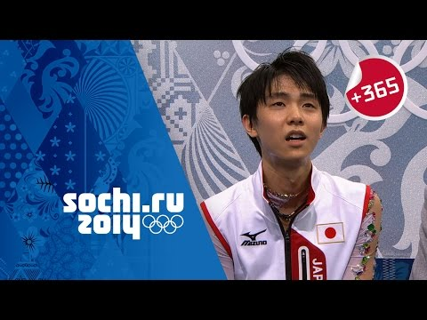 Yuzuru Hanyu wins Gold in the Men's Free Skating - Full Event | #Sochi365