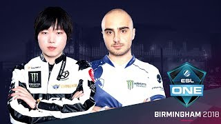 Dota 2 - Liquid vs. Vici Gaming - Game 2 - Group B Elimination Match - ESL One Birmingham 2018