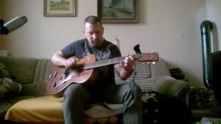 robin franc - turkey in the straw, clawhammer guitar