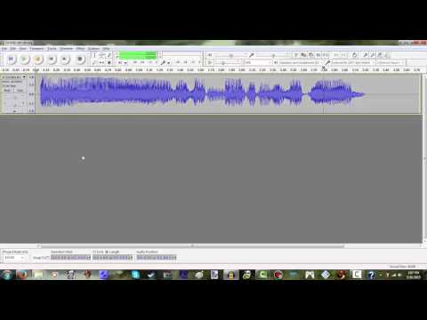 Audacity Tutorial - Distant