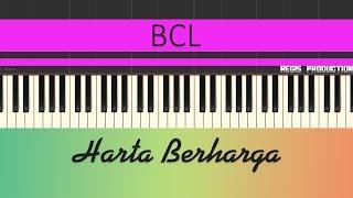 BCL - Harta Berharga (Karaoke Acoustic) by regis