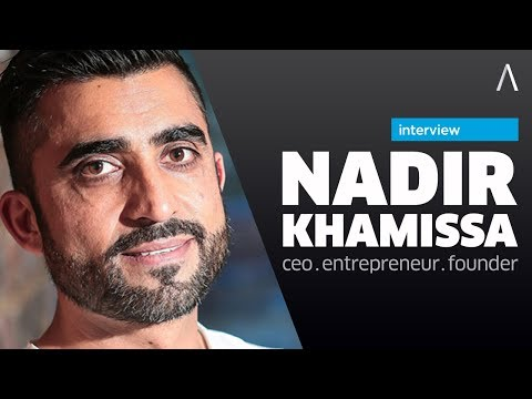 Nadir Khamissa: Impossible is Nothing Right? - African Entrepreneur Video | Aspire Africa
