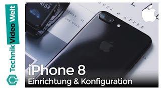 iPhone 8 Einrichten als neues iPhone