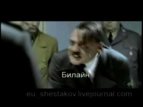 Hitler and Ban of the Skype in Russia by Vinzer Production