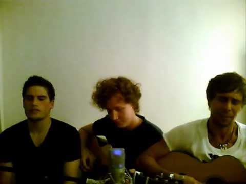 Hallelujah - Michael Schulte, Dominic Sanz & Max Giesinger (acoustic cover)