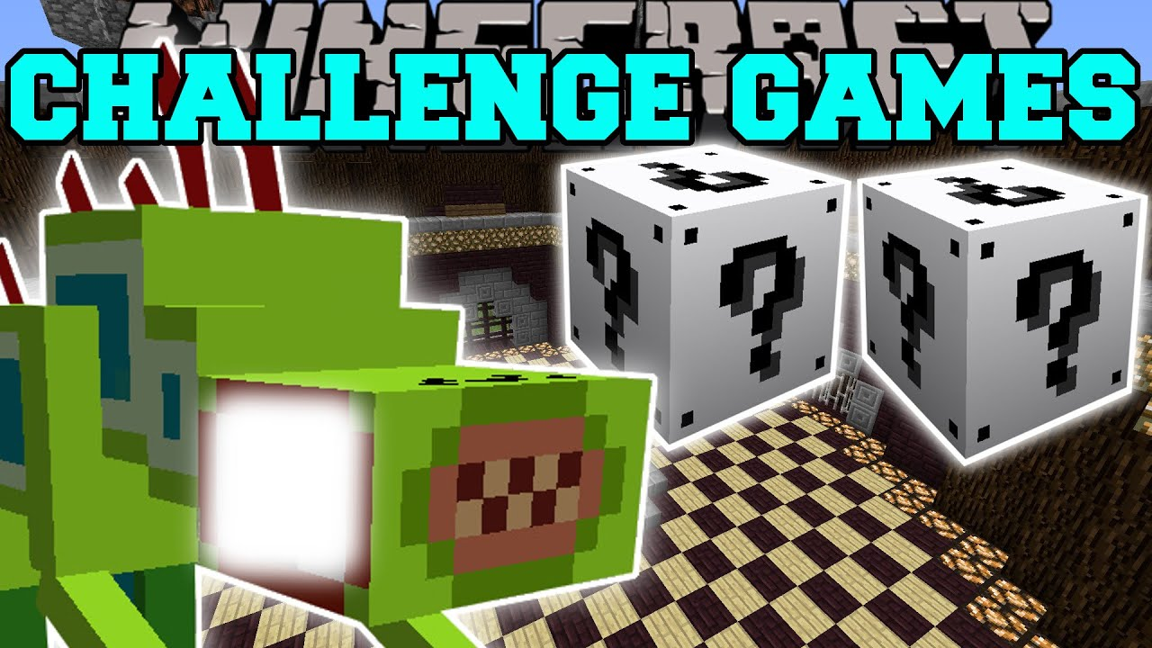 Minecraft: MURLOC GENERAL CHALLENGE GAMES - Lucky Block ...