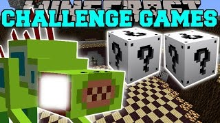 Minecraft: MURLOC GENERAL CHALLENGE GAMES - Lucky Block Mod - Modded Mini-Game