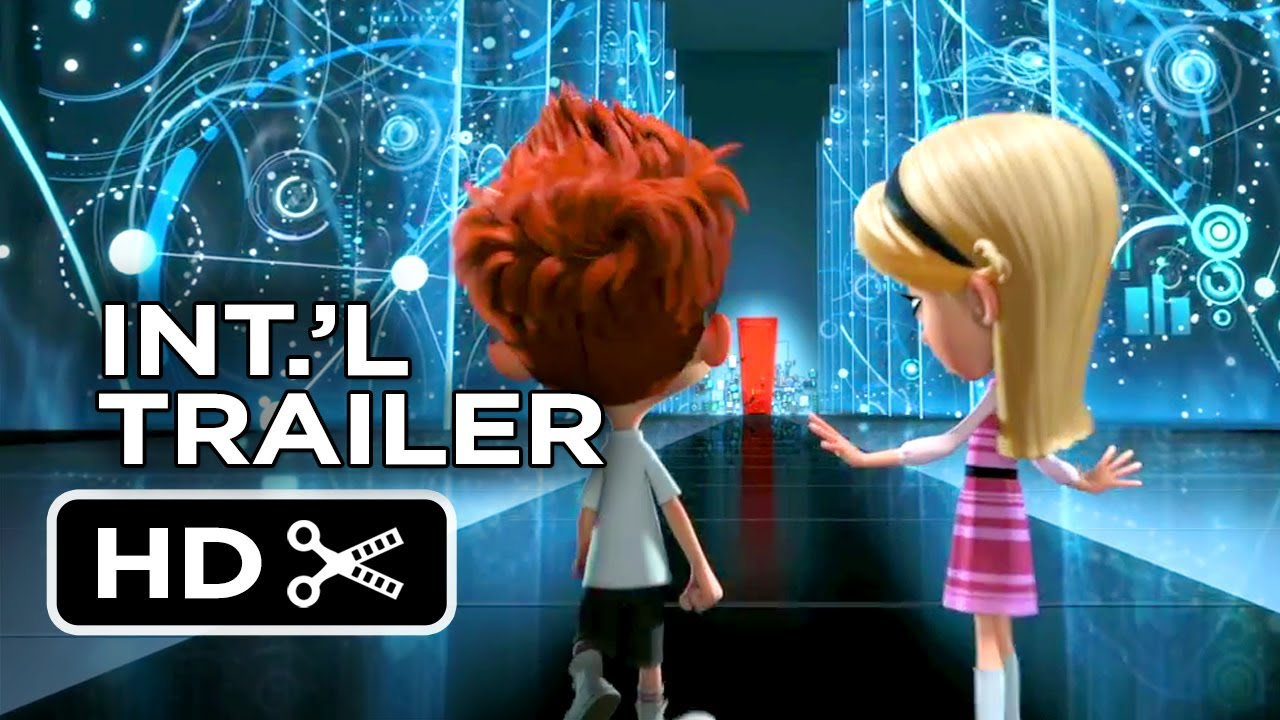 Mr. Peabody & Sherman Official International Trailer (2014) HD