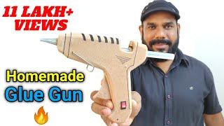 Homemade Glue Gun   Hot Glue Gun कैसे बनाये बिल्कुल आसानी से