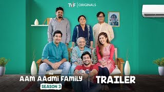 The Aam Aadmi Family Season 3 | Official Trailer | Binge watch all episodes on 14 June on TVFPlay
