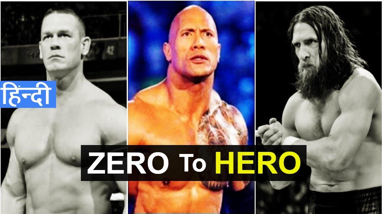[HINDI] Top 5 WWE Stars जो Homeless थे | WWE SupreStars Inspirational Story