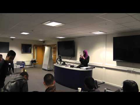 [STUDENT DEBATE]: The Muslim Woman: Housewife or Career Woman? by Lincoln ISoc [Part 1/3]