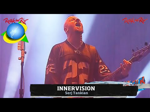 System Of A Down - Innervision live【Rock In Rio 2011 | 60fpsᴴᴰ】