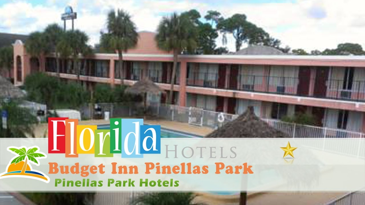 Budget Inn Pinellas Park Clearwater Hotels Florida