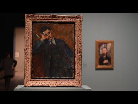 Modigliani at Tate Modern