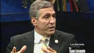 The Sam Lesante Show - Congressman Barletta on the Floods