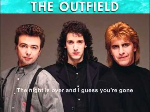 Alone With You (subtitle) - The Outfield.wmv