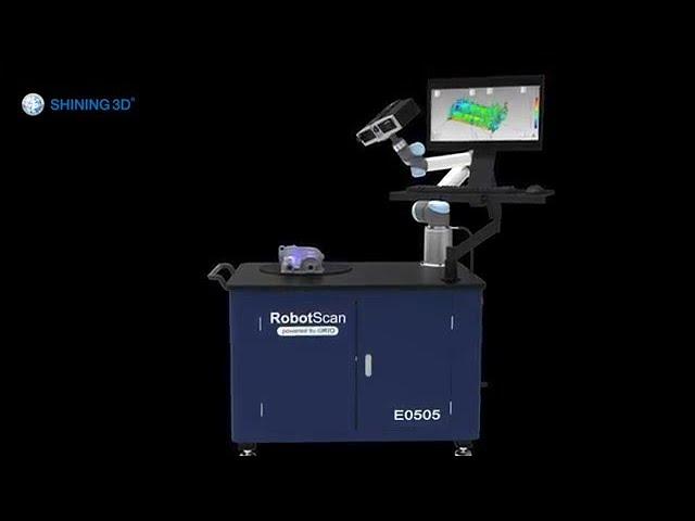 SHINING 3D RobotScan E0505