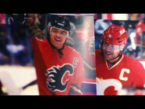 Jarome Iginla  Retirement  Tribute Video  Narrated  By Lanny McDonald.
